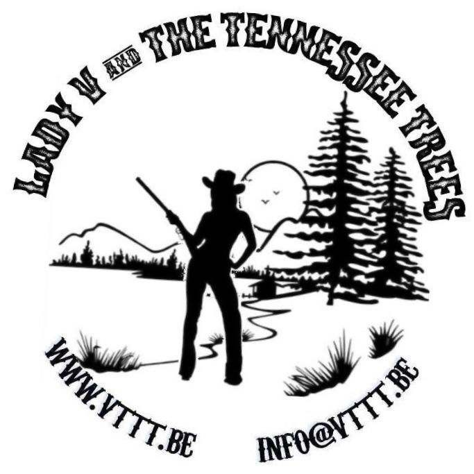 Lady V & The Tennessee Trees Logo